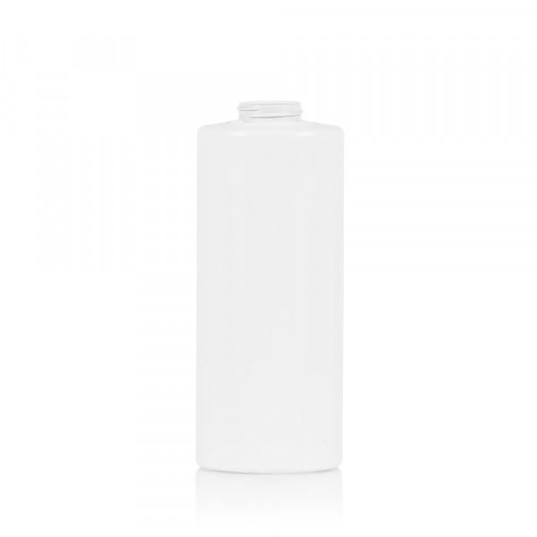 1000 ml Flasche Sauce Round MIX LDPE/HDPE weiß 38.400