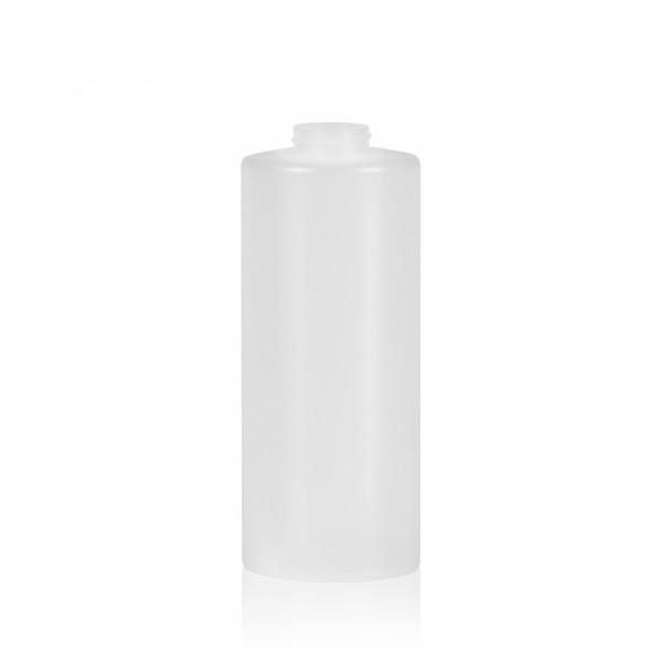 1000 ml Flasche Sauce Round MIX LDPE/HDPE natur 38.400