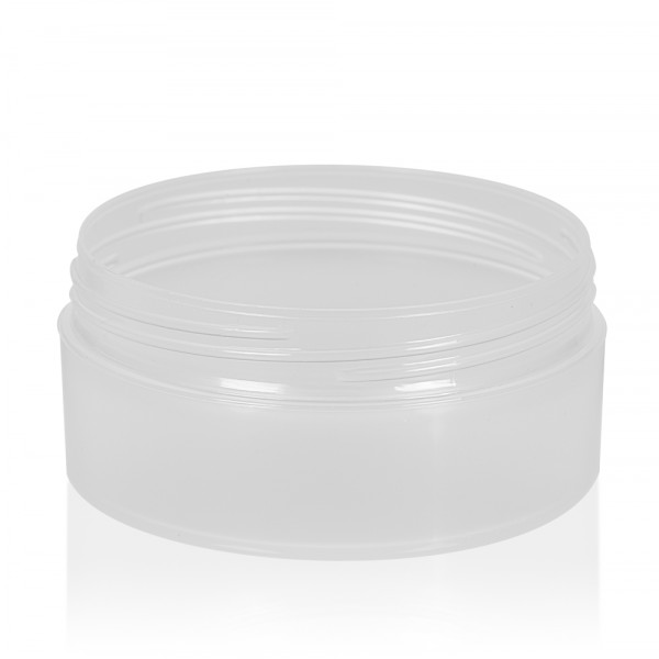 100 ml Tiegel Glossy Sharp PP natur