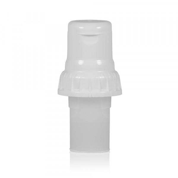 One2Dose Liquid Dosierverschluss PP 20 ml weiß