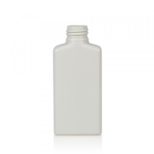 100 ml Flasche Mailbox Square HDPE weiß 24.410