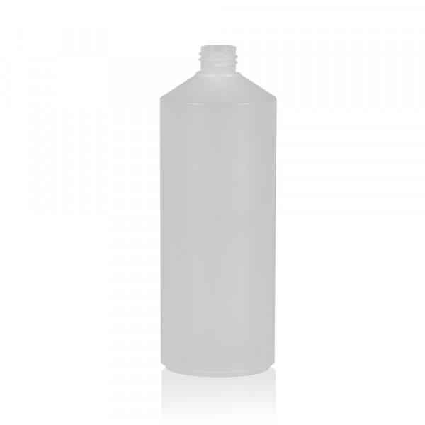 1000 ml Flasche Combi HDPE natur 28.410
