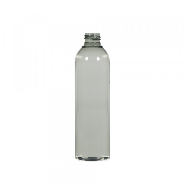 250 ml Flasche Basic Round Recycled PET transparent 24.410