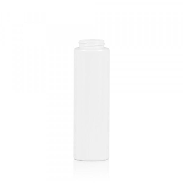 250 ml Flasche Sauce Round MIX LDPE/HDPE weiß 38.400