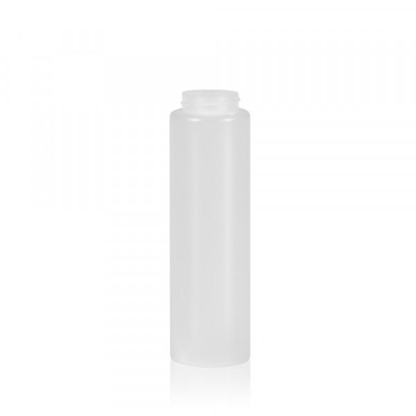 250 ml Flasche Sauce Round MIX LDPE/HDPE natur 38.400