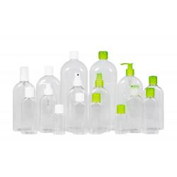 Basic Oval PET Flaschen