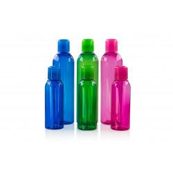 Basic Round PET Flaschen Farbe