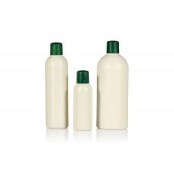 100% Recycelte Basic Round R-HDPE Flaschen