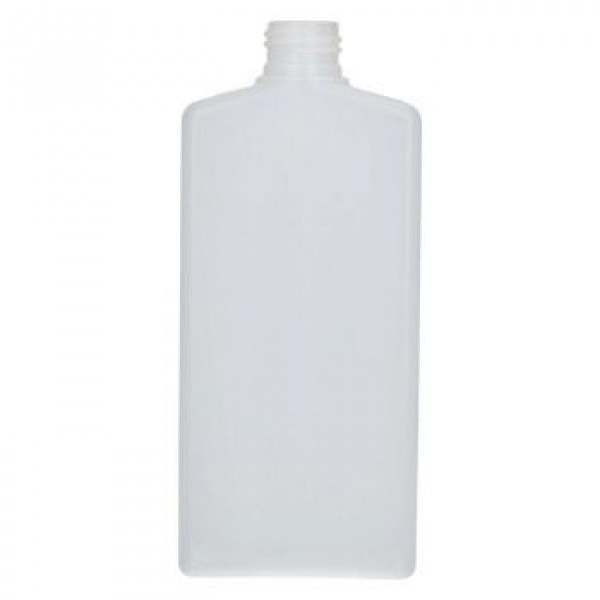 250 ml Flasche Mailbox Rectangle HDPE natur 24.410