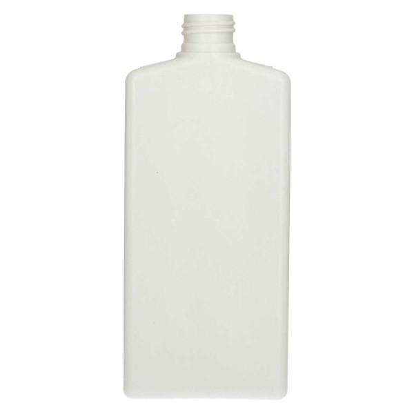 250 ml Flasche Mailbox Rectangle recycelten HDPE ivory 24.410