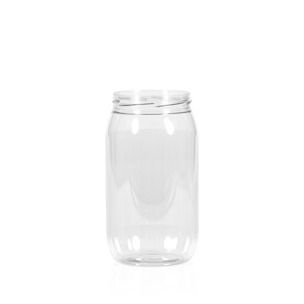 1000 ml Big clear PET transparent