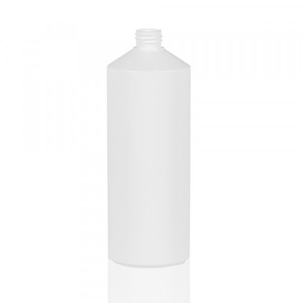 1000 ml Flasche Combi HDPE weiß 28.410