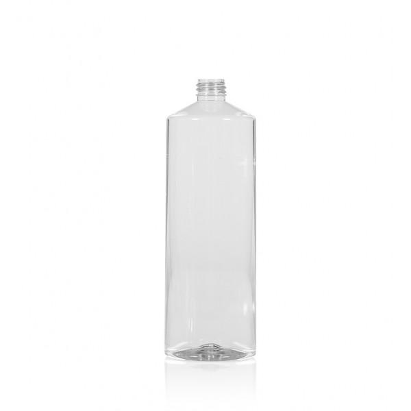 1000 ml Flasche Combi PET transparent 28.410