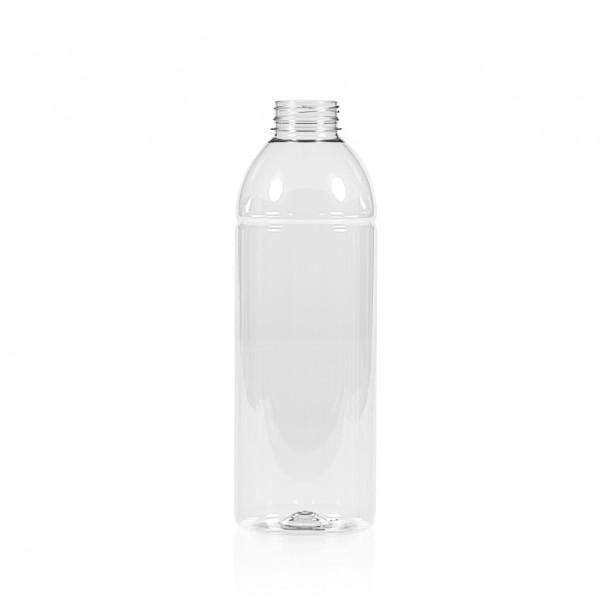 1000 ml Saftflasche Smoothie PET transparent