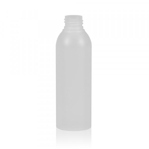 150 ml Flasche Basic Round HDPE natur 24.410