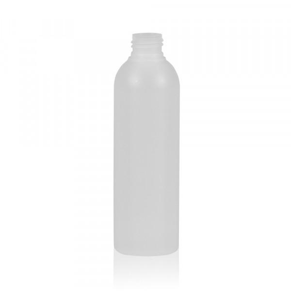 200 ml Flasche Basic Round HDPE natur 24.410