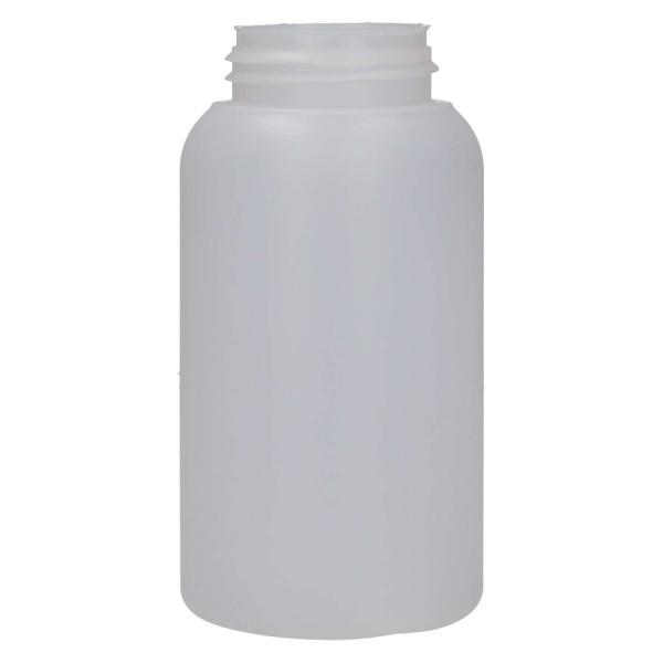 250 ml Flasche Compact round HDPE natur 567