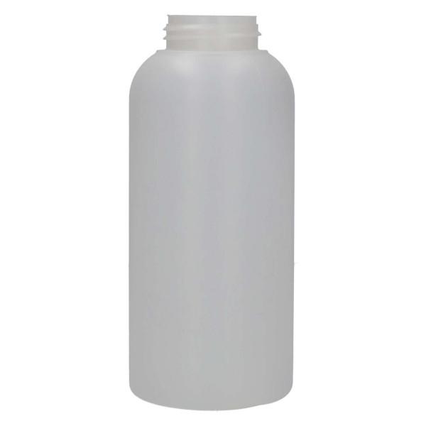500 ml Flasche Compact round HDPE natur 567