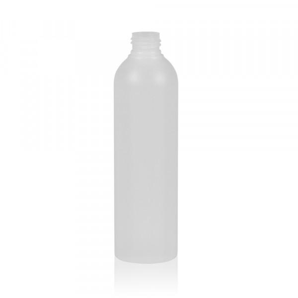 250 ml Flasche Basic Round HDPE natur 24.410