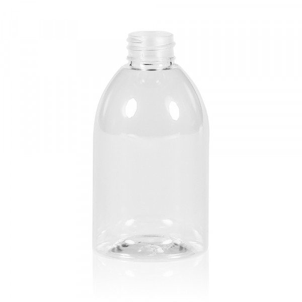 250 ml Flasche Soap PET transparent 28.410