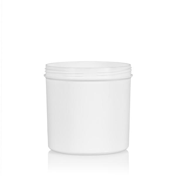 250 ml Soft cylinder PP weiß