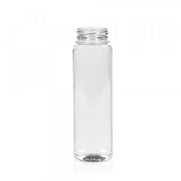 250 ml Saftflasche Juice straight PET transparent 3-Start