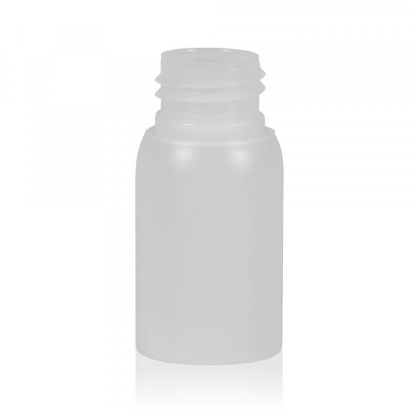 30 ml Flasche Basic Round HDPE natur 24.410