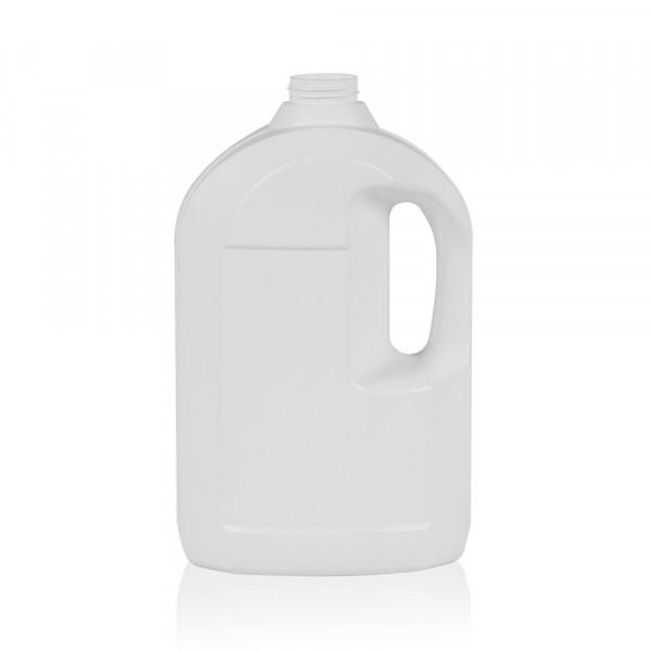 3000 ml Flasche Multi HDPE weiß 567