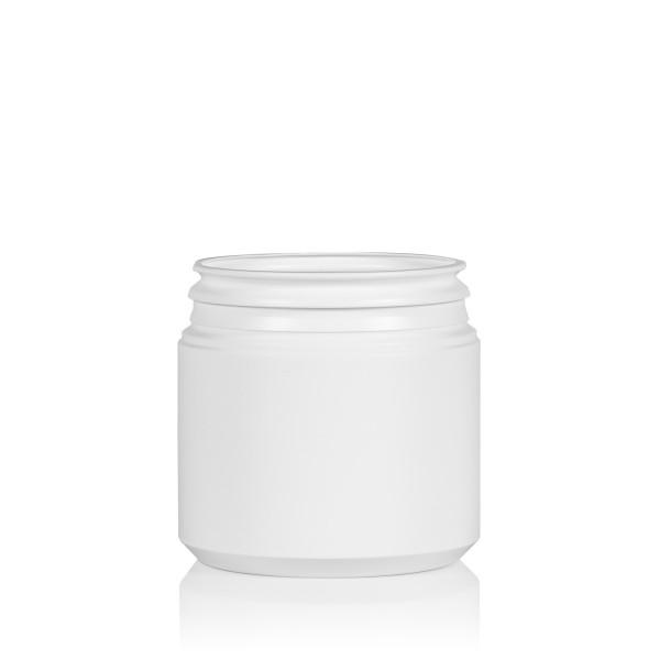 50 ml Pharma cylinder HDPE weiß