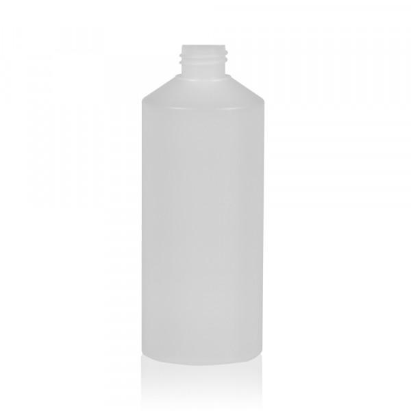 500 ml Flasche Combi HDPE natur 28.410