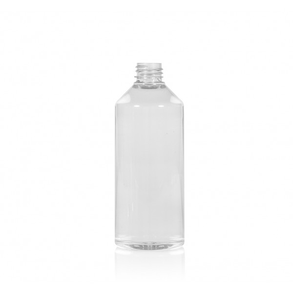 500 ml Flasche Combi PET transparent 28.410