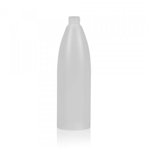 500 ml Flasche Dune HDPE natur 24.410