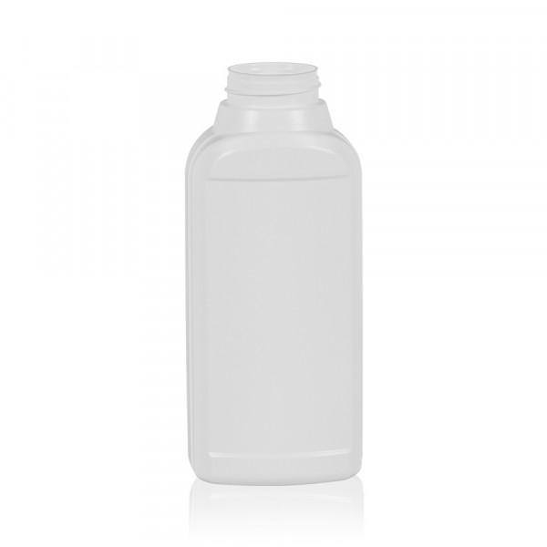 500 ml Flasche Multi HDPE weiß 567