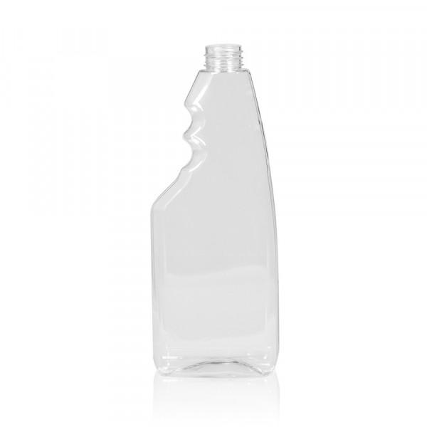 500 ml Flasche Multi Trigger PET transparent 28.410
