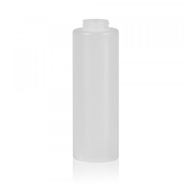 500 ml Flasche Sauce round MIX LDPE-HDPE natur 38.400