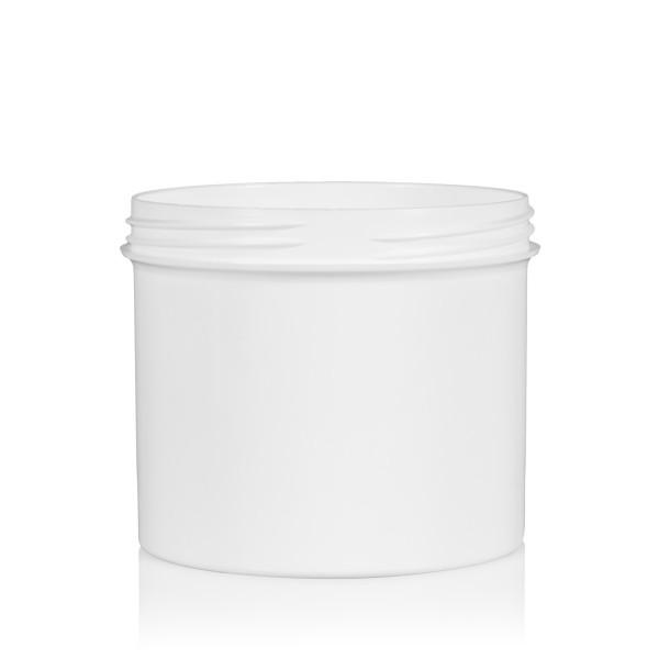 500 ml Soft cylinder PP weiß