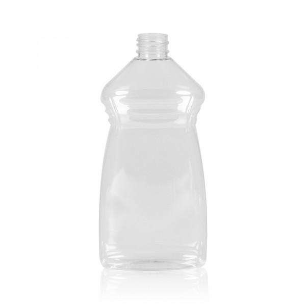 500 ml Flasche Wash PET transparent 28.410