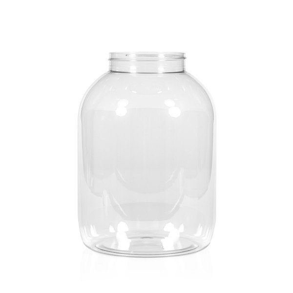 5000 ml Big clear PET transparent