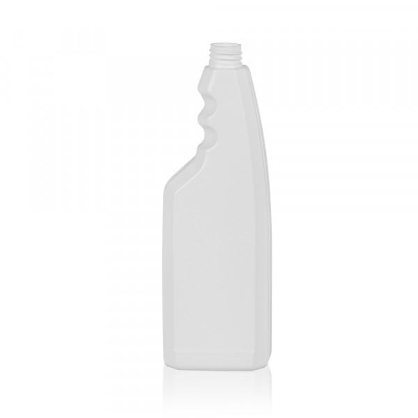 750 ml Flasche Multi Trigger HDPE weiß 28.410