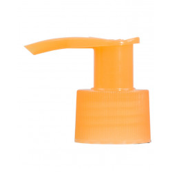 Dispenserpump PP orange 24.410