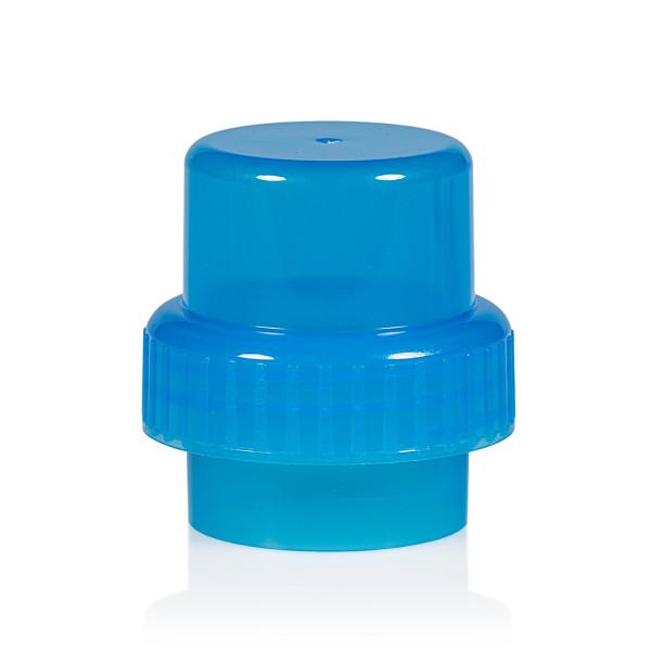 Dosierverschluss PP blau 567