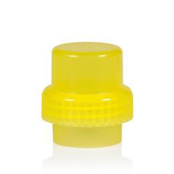 Dosierverschluss PP gelb 567