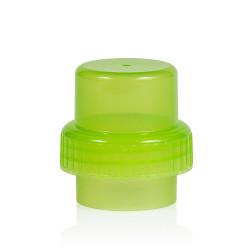 Dosierverschluss PP grün 567
