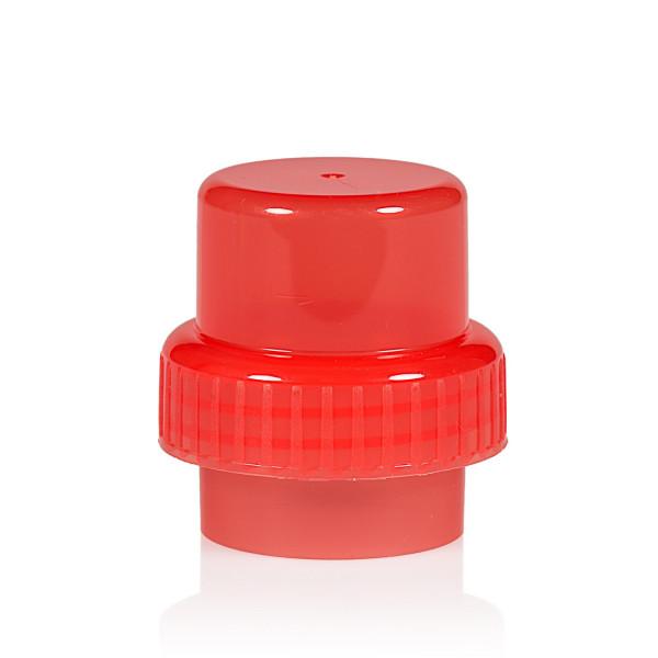 Dosierverschluss PP rot 567