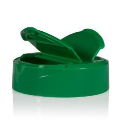 Klappdeckel PP grün