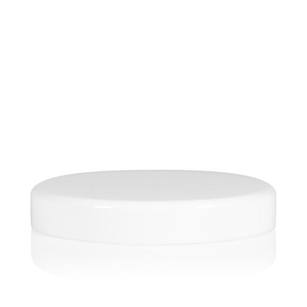 Schraubdeckel Big clear 100 mm weiß
