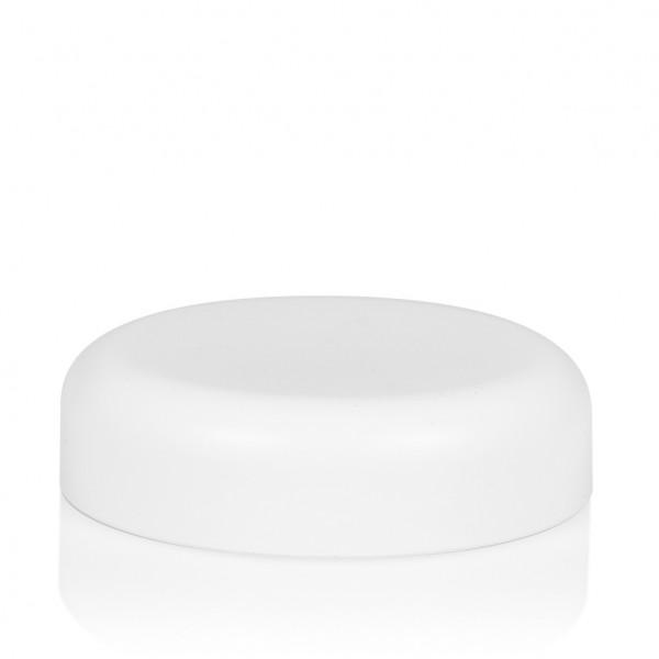 Schraubdeckel Frosted soft 100 ml PP weiß