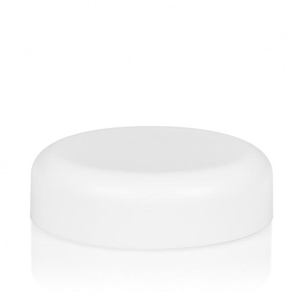 Schraubdeckel Frosted soft 50 ml PP weiß