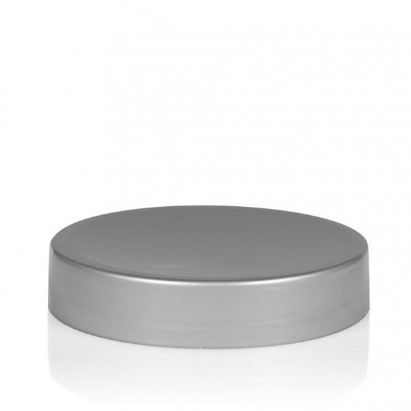 Schraubdeckel Glossy sharp 50 ml PP silber