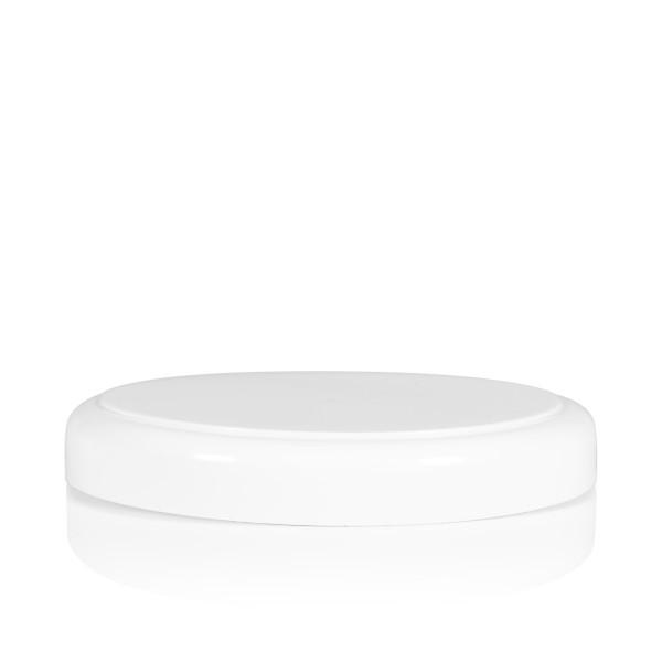 Schraubdeckel Soft cylinder 100 mm weiß